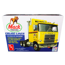 Skill 3 Model Kit Mack Cruise-Liner Truck 1/25 Scale Model by AMT AMT1062 - $49.99
