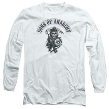 Sons of Anarchy Crime TV series long sleeve graphic t-shirt SOA103 image 1