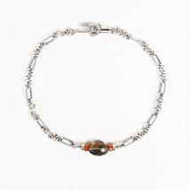 "David Yurman Sterling Silver Smoky Quartz ""Figaro"" Necklace - $585.00"