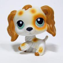Littlest Pet Shop # 344 SPANIEL from Bargain Hunters - Shopping Fun Play Set - $11.00