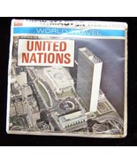 United Nations View Master A651 GAF 1970 New - $16.99