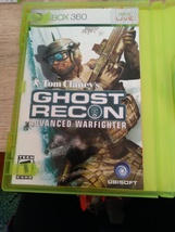 MicroSoft Xbox 360 Tom Clancy's Ghost Recon: Advanced Warfighter ~ COMPLETE image 2