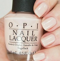 OPI MIMOSAS FOR MR. & MRS. Soft Neutral Pink French Mani Nail Polish Lac... - $9.87