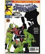 Untold Tales of Spider-Man Comic Book #23 Marvel Comics 1997 VERY FINE- ... - $1.99