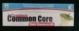 The Complete Common Core State Standards Kit, Grade K (2013, Cards,Flash... - $8.91