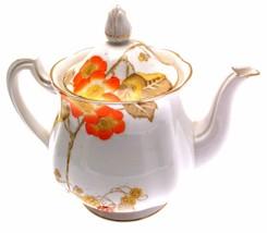c1935 Royal Standard Bramble 8855 Small Size 2 Cup Teapot - $75.47