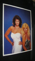 Original 1984 LYNDA CARTER LONI ANDERSON PARTNERS IN CRIME Not A Reprint... - $58.79