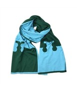 NWT Tory Burch Serif-T Long Scarf, Norwood/River $225.00 - $169.99