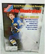 Sports Illustrated February 1981 Bobby Carpenter Richard Petty Artis Gil... - $4.99