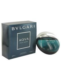 AQUA POUR HOMME by Bvlgari Eau De Toilette Spray 5 oz for Men - $81.89