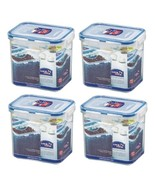 (Pack of 4) Lock&Lock Food Container, Tall, HPL808, 3.5-Cup, 29-Oz - $27.71