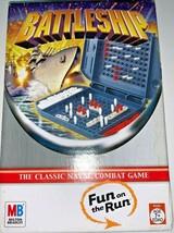 Vintage Milton Bradley Battleship Combat Game - $18.69