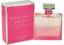 Ralph Lauren Romance Summer Perfume 3.4 Oz Eau De Parfum Spray image 3