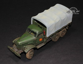 NVA Zil-157 6x6 Truck Vietnam war 1:35 Pro Built Model - $292.05