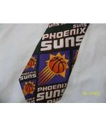 NBA Basketball Sports Phoenix Suns Men's Tie Ralph Marlin 100% Silk Necktie - $16.99