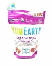 Yummy Earth Lollipop, Vitamin C, 40+, 8.5 OZ (2 pack) - $19.37