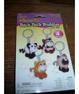 Creative Hands Pom Pom Craft Kits - Back Pack Buddies/Key Chains Kitty Cats 2140 - $3.68
