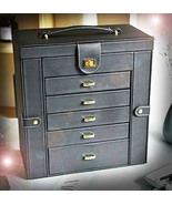 HAUNTED LARGE BOX REMOTE CHAMBER ACCESS MAGICKALS SPIRITS ANYWHERE MAGICK  - $286.00