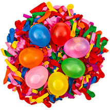 1000 Water Balloons + 1000 Rubber Bands + 2 Refill Tools All in 1 Pack - $19.78