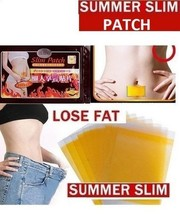 30 X Slim Patch Patches Slimming Belly Thighs Arms Love Handles 1 Month Supply! - $6.62