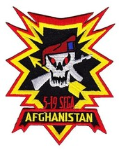 U.S. Army 5th Battalion 19th Special Forces Group patch -Afghanistan - $10.68