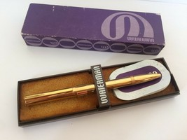 Vintage Waterman 4 colors Ballpoint Pen 70`s made in France with Box & Papers - $61.04