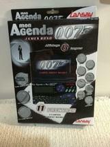 VINTAGE  JAMES BOND OO7 SECRET AGENT COMPUTER NEW IN PACKAGING!! - $49.95