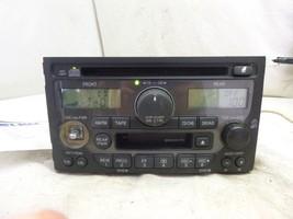 03 04 05 Honda Pilot Radio Cd Cassette & Code 39100-S9V-A200 1TV0 RD166 - $36.04
