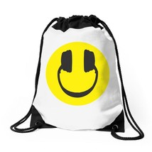 Happy Headphones Drawstring Bags - $31.00