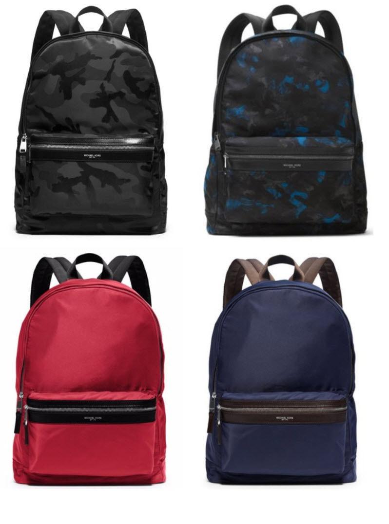 87efd805862a1 Michael kors Men Kent nylon backpack limited and 50 similar items. 57