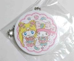 Sailor Moon x My Melody Keychain Charm Moon Usagi Tsukino Accessory Anim... - $23.75