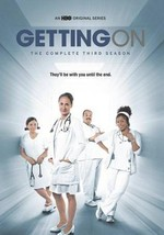 GETTING ON: THE COMPLETE THIRD SEASON NEW DVD - $78.90