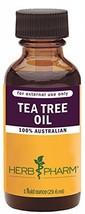 Herb Pharm Pure Australian Tea Tree Essential Oil - 1 Ounce