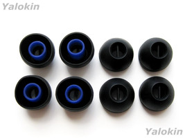 8-Medium Replacement  Ear-tips buds for Sennheiser IE CX CXC CXL OCX MM Series. - $12.39