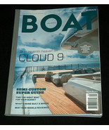 Barca International Settembre 2017 in 7th Heaven su Cloud 9 Super Yacht ... - $18.19