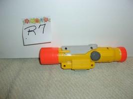 Nerf N-Strike Longshot CS-6 Dart Blaster Scope Tactical Rail Accessory Orange - $12.99