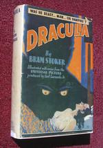 Bram Stoker DRACULA Lugosi edition in rare original jacket - $1,470.00