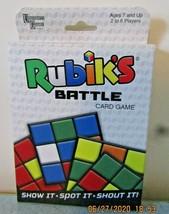 Rubik's Battle Card Game (NIP) - $1.99