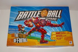 Milton Bradley 2003 Battle Ball the Future of Football Board Game - $18.99