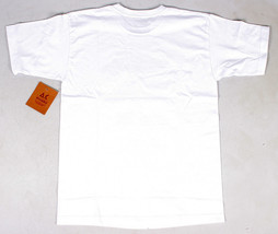 Akomplice Men's Globalization F$$$$ UP Environment Tee NWT White image 2