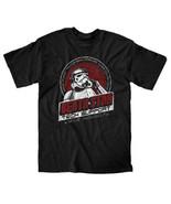 STAR WARS Death Tech Soporte Divertido Destructor Póster Camiseta Negra S-3XL - $22.16