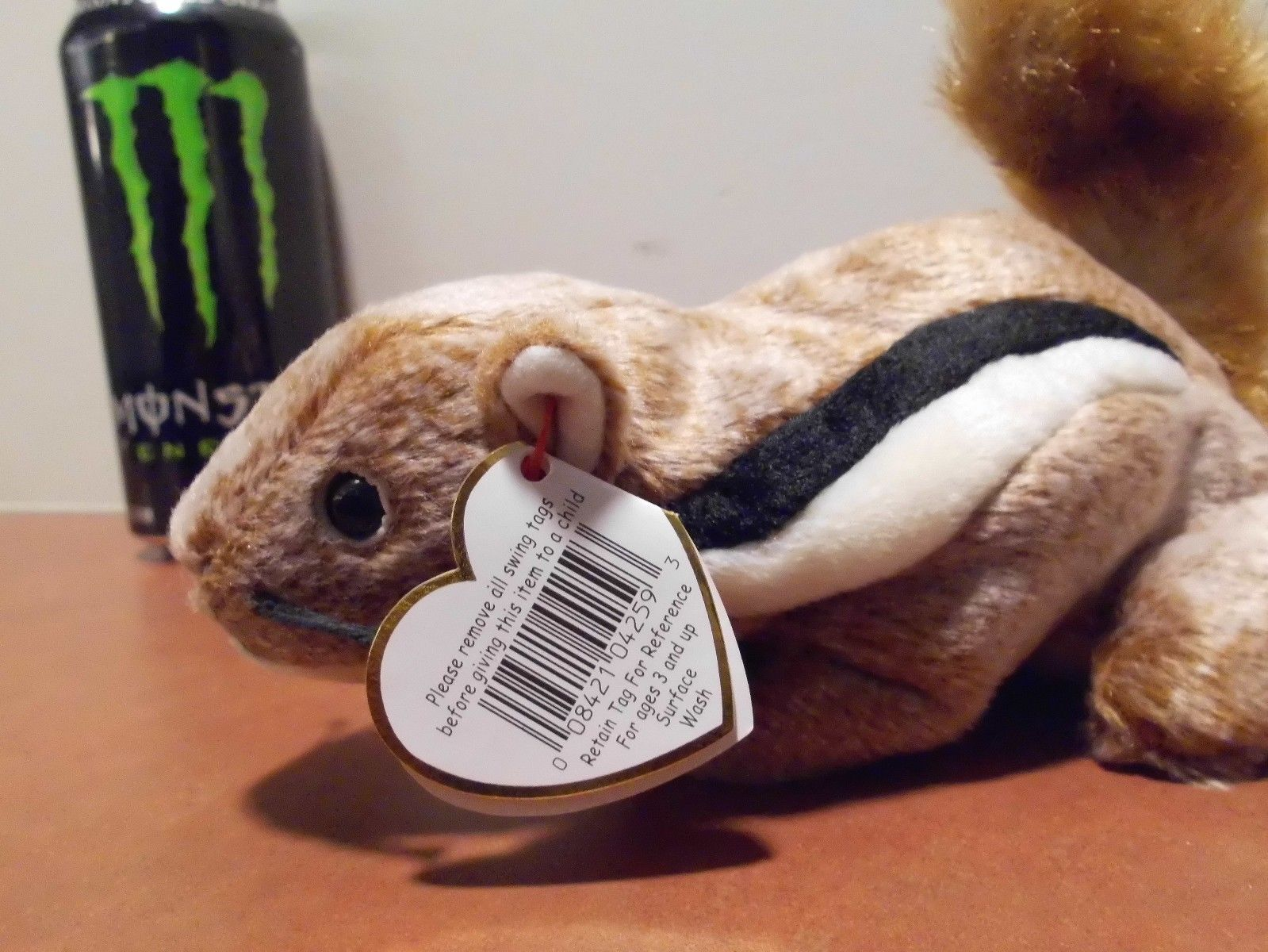 1d32bc33614 Ty Beanie Babies Chipper the Chipmunk and 50 similar items