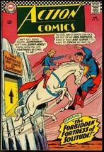 Action Comics #336 1966-SUPERMAN-FORTRESS Of Solitude Fn - $44.14