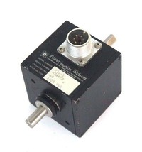 POWER MATION 711-S SHAFT ENCODER CYCLES PER REV. 60, 5/28 VDC, 711S