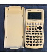 Green Casio fx-9750G PLUS Power Graphic Calculator Good Condition Tested - $8.01