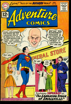 ADVENTURE COMICS #292-DC-SUPERBOY-LEX LUTHOR COVER VG - $31.53