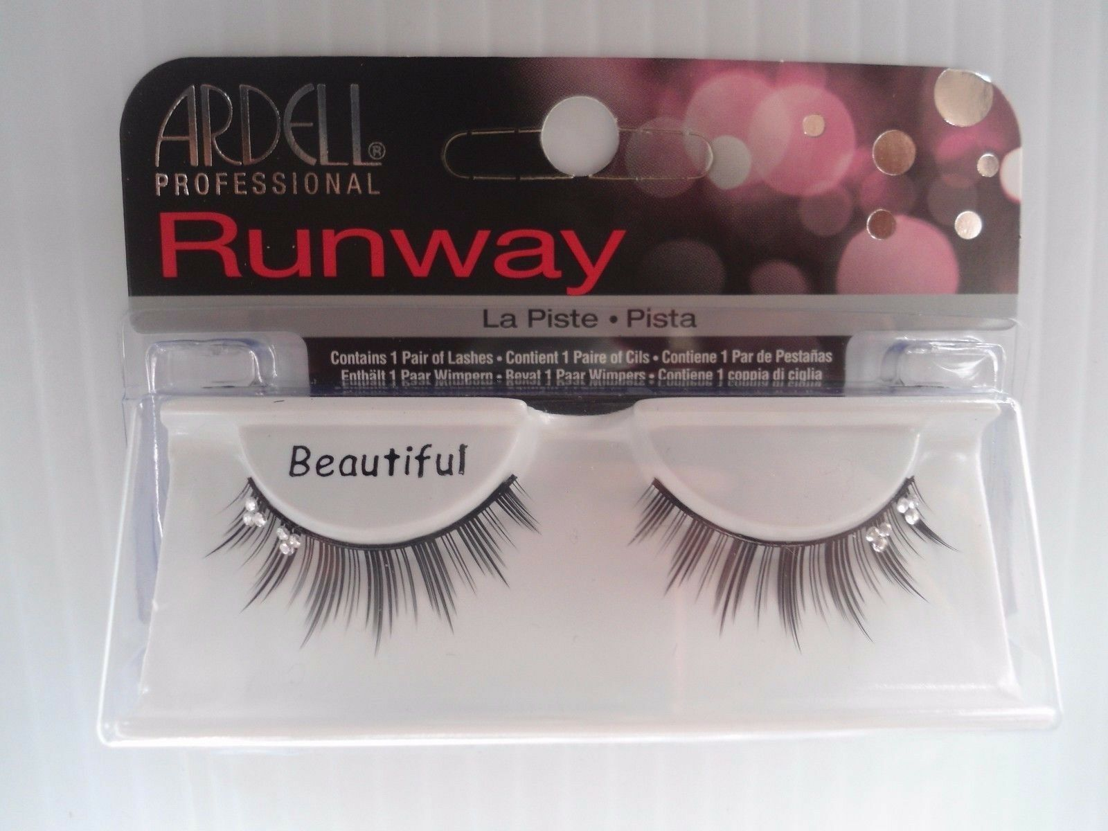 Primary image for Ardell Runway Strip Lashes Beautiful WildLash (Pack of 2)