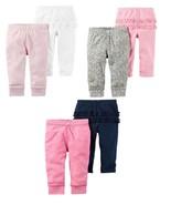 Carter's Baby Girls 2 - Pack Ruffle Pants Newborn-24 Months - $15.99