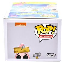 Funko Pop! Spongebob Squarepants Patrick Star with Board #559 Vinyl Figure image 6
