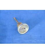 JUMO 608001 60/00433398 Bi-metal thermometer, 0-80° C, 50 mm diameter - $16.26